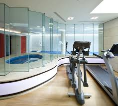 indoor gym pool. In-ground Swimming Pool / Concrete For Wellness Centers Custom Indoor Gym