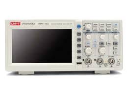 Осциллограф <b>UNI</b>-<b>T</b> UTD2102CEX-II - S.K.I.F.