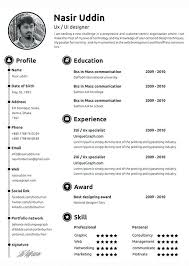 Fancy Resume Templates Free Best Of Awesome Resumes Templates Government Resume Templates Resume