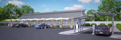 Car Wash Tunnel Design Car Wash Building Product And Models Strong Powder Coated
