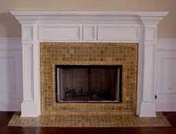fireplace tile design ideas