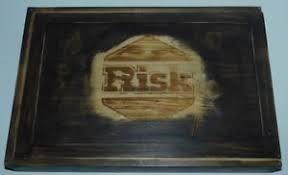Risk Board Game Wooden Box Risk Board Game Wooden Box Hasbro eBay 19