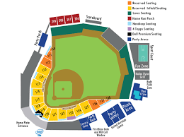 Dell Diamond Stadium Seating Chart 29 Studious The Dell East Seating Chart
