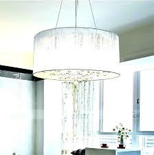 drum shade crystal chandelier drum shade crystal chandelier crystal chandelier with black drum shade crystal drum shade crystal chandelier