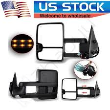 silverado power mirror ebay 2015 Silverado Tow Mirror Wiring Diagram [updated style] 03 07 silverado sierra power heated smoke led signal 2015 Silverado Full Car Wiring Schematic