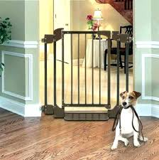wrought iron dog gate extra wide gates puppy with door large indoor cat long i outdoor wrought iron dog gate