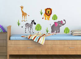 Giant Jungle Wall Stickers