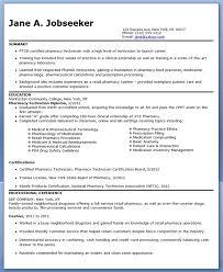 Entry Level Pharmacy Technician Resume Resume Badak