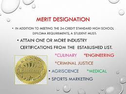 Merit Designation New Smyrna Beach High School Ppt Download