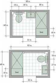 Bathroom Design Drawings