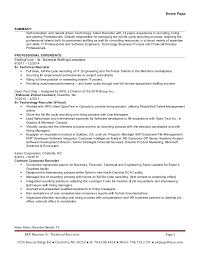 Recruiter Resume Templates Samples Resume Templates And Cover Letter