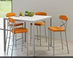 Table haute de cuisine ronde - Design de cuisine