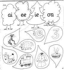 Print out the phonics worksheets and activities on this page so your students can learn about words with the gl. Jolly Phonics Workbook 4 Ai J Oa Ie Ee Or