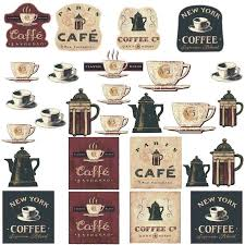 kitchen wallpaper borders coffee luxury 15 best coffee decor images on