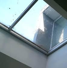 skylight covers outside exterior interior diy inside