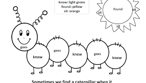 Sight Words Word Search New Kindergarten Sight Words Coloring Pages
