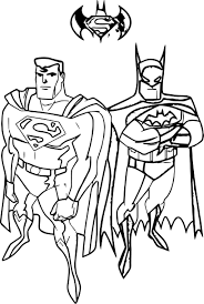 Superman and batman are awesome icons and they. Awesome Batman Vs Superman Coloring Page Superman Coloring Pages Superhero Coloring Pages Batman Coloring Pages