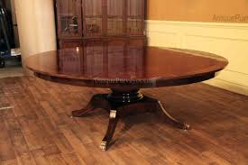 84 inch round table console tables made piece round pedestal dining table inch console custom classic