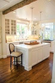 kitchen island chandelier wood beam traditional with exposed beams ideas kitchen island chandelier