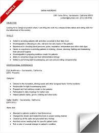 caregiver resume sample sample resume caregiver