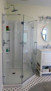 how to install an acrylic shower unit
