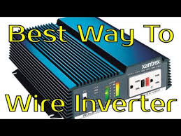 best way to wire inverter battery vs charge controller best way to wire inverter battery vs charge controller