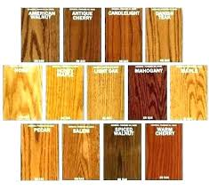 Mahogany Stain Color Chart Deck Stain Colors Solid Interior
