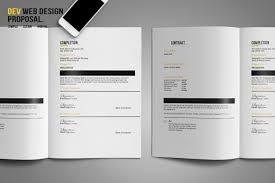 Design Proposal DEV Web Design Proposal By BizzCreatives TheHungryJPEG 6