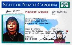 Template Best Of Drivers And Card License Template Urlspark com North Id Photos Identification - Carolina