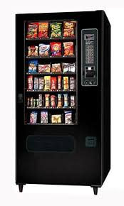 Usi Vending Machine Classy USI Model 48 Snack Machine Vending World