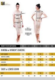 Female Neck Size Chart Measurement Guide For Womens Tops Dresses And Skirts