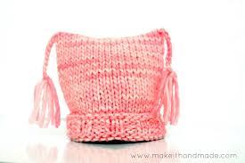 Newborn Knit Hat Pattern Amazing Decoration