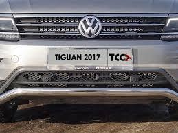 <b>Решетка радиатора</b> (<b>верхняя лист</b>) VWTIG17 01 для Volkswagen ...