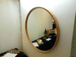 wood circular mirror round mirror wood frame furniture giant round mirror silver circle mirror round mirror