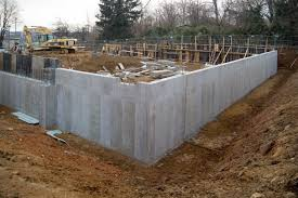 Small Picture Modest Design Concrete Retaining Wall Forms Charming Strong Sturdy