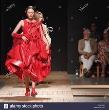 Portugal Designers Lisbon Portugal 12th Oct 2018 Models Present Creations