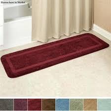 bath mat runner facet bath rug runner x 5 bath rug runner 20 x 60