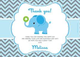 Thank You Cards Baby Shower Best Baby Boy Thank You Cards Products On Wanelo