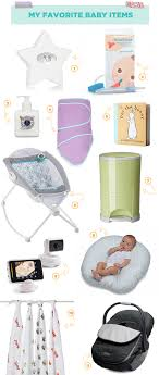 list of items needed for baby my favorite baby items parentsavvy