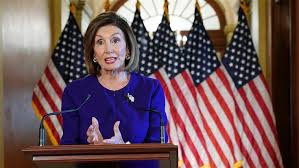 Pelosi launches formal trump impeachment inquiry. House Dems Rally Behind Impeachment Action Amid Reports Trump Ordered Ukraine Aid Frozen