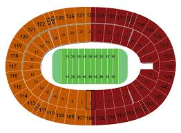 Ou Texas Seating Chart Bright Cotton Bowl Stadium Seating Chart Rows Cotton Bowl