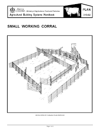 Cattle Yard Designs 10 Head Corral For 200 Head Of Cows Google Search Cattle Corrals