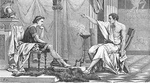 Resultado de imagem para Leôncia de Atenas epicuro