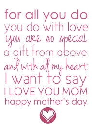 Small Picture 28 best Mothers Day Poems images on Pinterest Mothers day poems