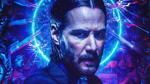 John Wick 3 Keanu Reeves 4K Wallpaper #22