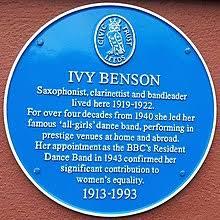 Ivy Benson - Wikipedia