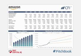 The Extraordinary Size Of Amazon In One Chart Advanced Financial Modeling Valuation Course Amazon Amzn