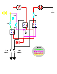 el falcon cooling fan wiring diagram wiring diagrams wiring diagram xh falcon maker dual cooling fan