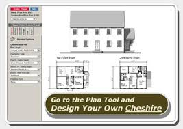 Design Your Own House Plans Online   Original Home PlansCheshire Design Your Own House Plan