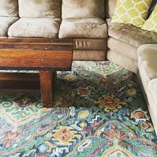 Target Living Room Rugs My Awesome Rug From Target Valencia Livingroom Colorful